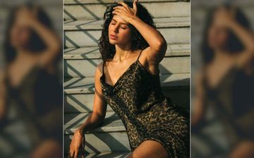 Sonam Bajwa Raises Sets The Internet On Fire With Her Tanned Body