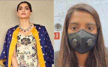 Coronavirus Scare: Sonam Kapoor Lands At Delhi Airport; Praises The Government For Doing 'Commendable And Laudable' Job