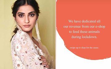 Coronavirus Outbreak: Sonam Kapoor Donates Revenues From Her E-Shop To Feed Stray Animals During Lockdown