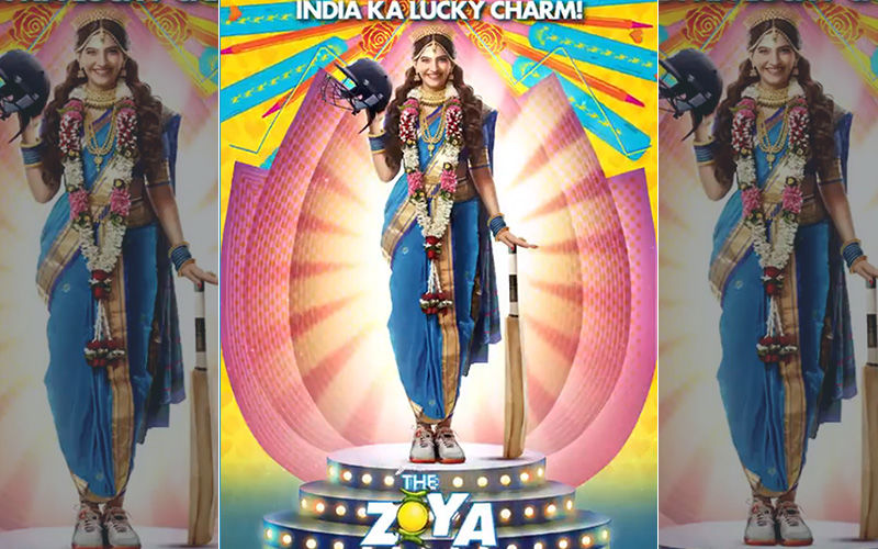 Sonam Kapoor's First Look From The Zoya Factor: India's Lucky Charm Zoya Solanki Is Here, Ladies And Gentlemen!