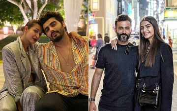 New Year 2021: Arjun Kapoor-Malaika Arora To Sonam Kapoor-Anand Ahuja; Here Are The Best Celebrity Couple Photos From Their Celebrations