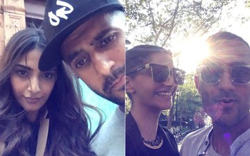 Sonam Kapoor & Anand Ahuja Face Long Distance Relationship Troubles