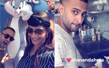 Here's What Anand Ahuja Did To Make Sonam Kapoor's Morning Special...