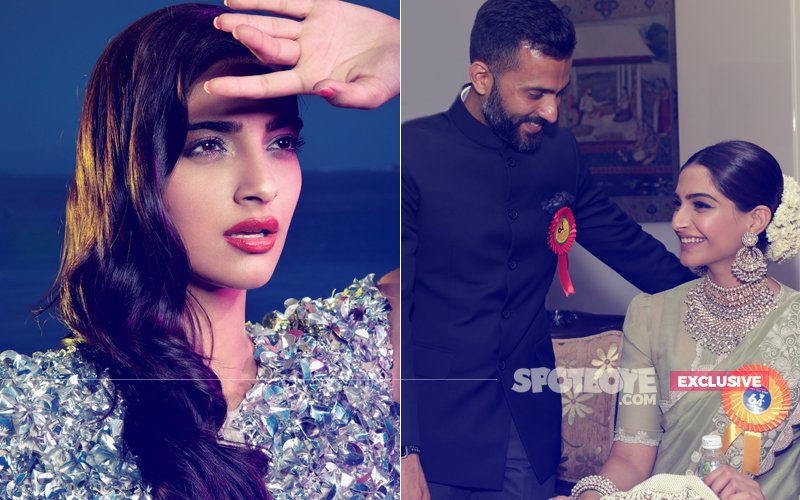 Sonam Kapoor Loses Her Cool When Asked About Boyfriend Anand Ahuja