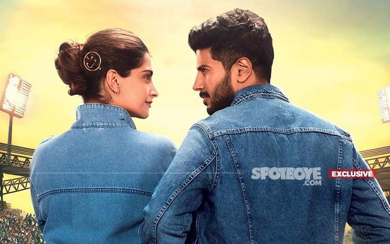 Sonam Kapoor And Dulquer Salmaan Get Intimate, But 'Not For Adults Only'