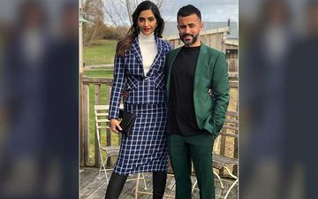 Sonam Kapoor's Hubby Anand Ahuja Shoots A Video Without Her Knowledge And Shares It Too, Actress Questions Him, 'WHY?'; Boy, He's In Trouble