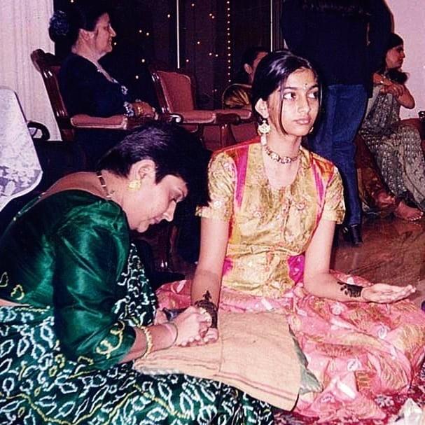 sonam kapoor at sanjay kapoor wedding