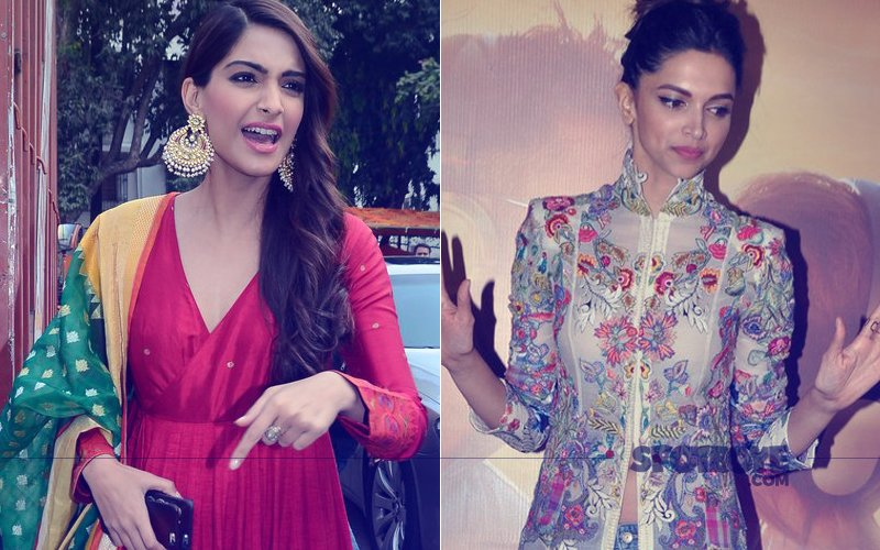 Sonam Kapoor Mistaken For Deepika Padukone By International Media At Cannes Film Festival 2017