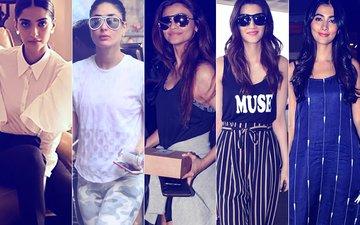 STUNNER OR BUMMER: Sonam Kapoor, Kareena Kapoor, Daisy Shah, Kriti Sanon Or Pooja Hegde?