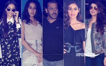 STUNNER OR BUMMER: Sonam Kapoor, Sara Ali Khan, Salman Khan, Ileana D'Cruz Or Twinkle Khanna?