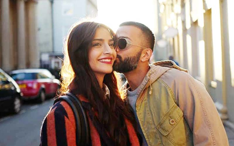 "Sonam Kapoor-Anand Ahuja 1ST Wedding Anniversary: Husband Calls Ladylove His ""Guiding Star"""