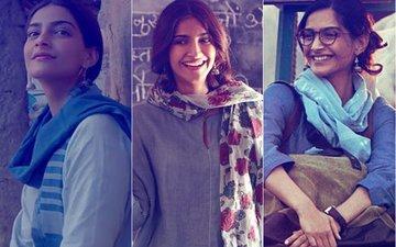 Sonam Kapoor Has Nailed It in Pad Man
