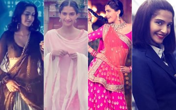 Sonam Kapoor's 10 Years In Bollywood: Chronicling The Decade-Long Career Of The Diva