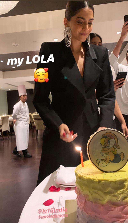 Sonam Kapoor Birthday