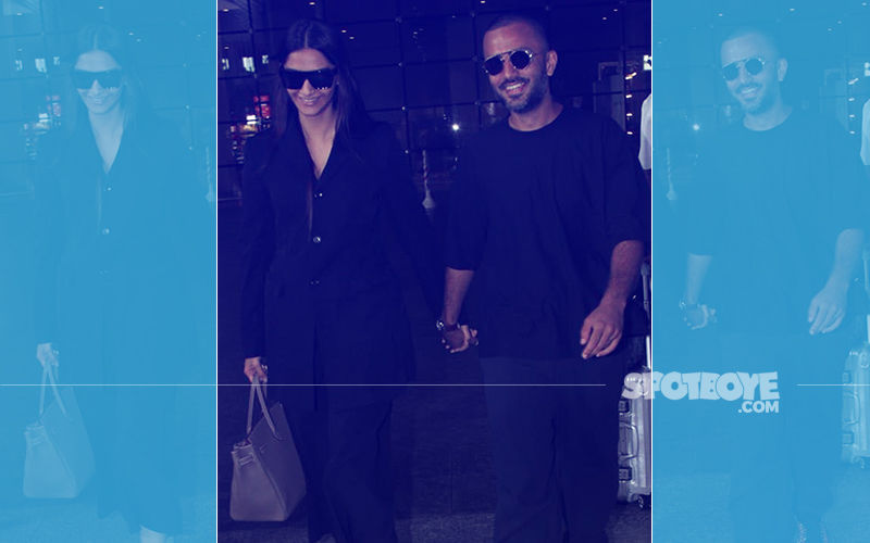 After Rendezvous In London & Tokyo, Sonam Kapoor And Anand Ahuja Return To The City