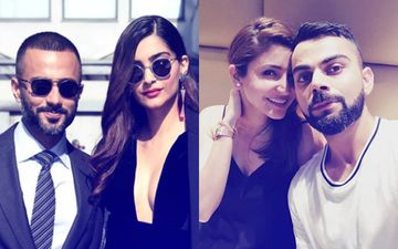 Sonam Kapoor-Anand Ahuja And Anushka Sharma-Virat Kohli Spend A Romantic Weekend- View Pics
