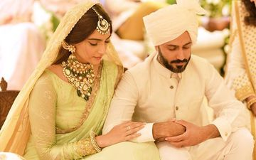 "Sonam Kapoor Has The ""Kindest, Noblest And Most Idealistic"" Birthday Wish For Hubby Anand Ahuja"