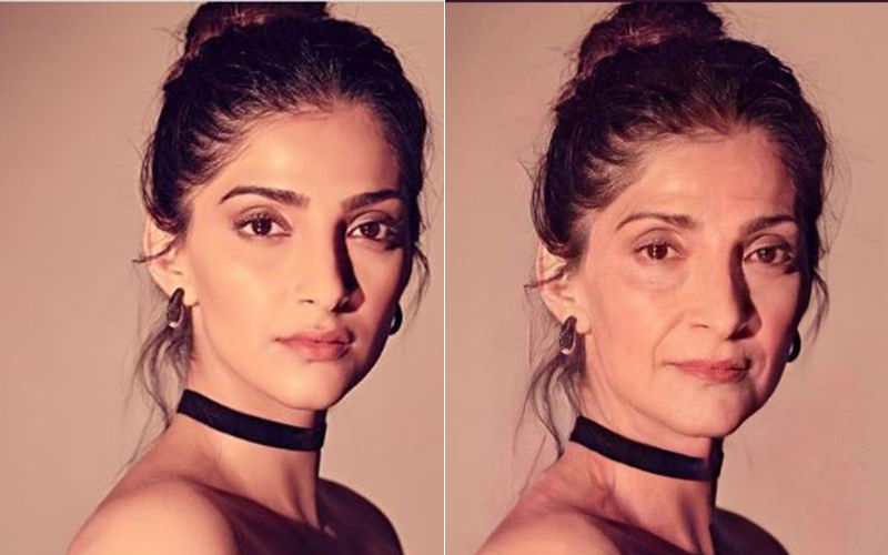 Sonam Kapoor Could Look (Gorgeous) Like This When She Is 80-Year-Old
