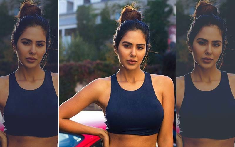 Sonam Bajwa's Latest Workout Video Will Make You Hit The Gym Instantly- WATCH