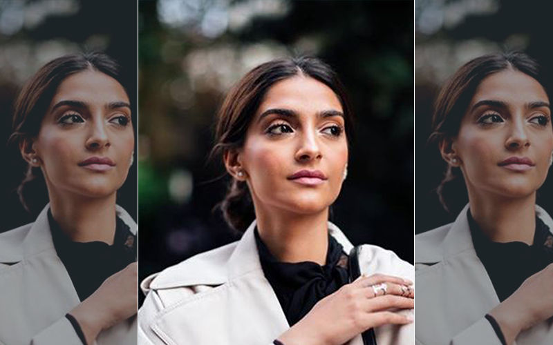Sonam Kapoor Gives It Back To Her Detractors Trolling Her For Admitting She Wasn't Aware Of The True Situation In Kashmir Post Article 370 Being Revoked