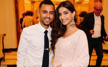 Sonam Kapoor Is Anand Ahuja's In-Flight Entertainment; Watches The Actress' Movies As He Misses Her
