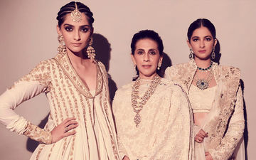 Rhea Kapoor Credits Mother Sunita Kapoor For Her and Sonam Kapoor's 'Fashion Bug', Trolls Dad Anil Kapoor