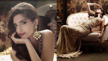Sonam Kapoor Mercilessly Trolled For Posting A Glam Pic Amid Coronavirus Pandemic; Fans School Her 'Apke Pass Bahut Paisa Hai'