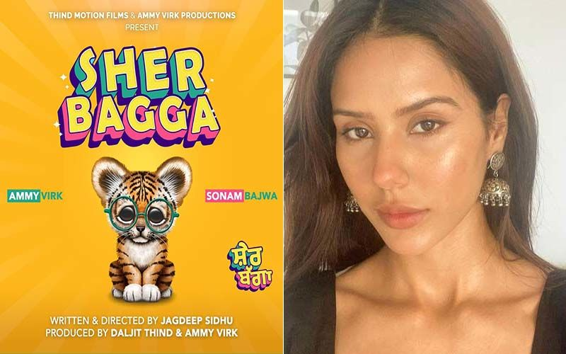 Sher Bagga: Sonam Bajwa Shares Delightful Pictures From The Sets Of Her Upcoming Film With Ammy Virk