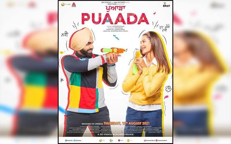 Puaada: Ammy Virk And Sonam Bajwa Starrer Punjabi Film Gets An OTT Release After Smashing The Box Office