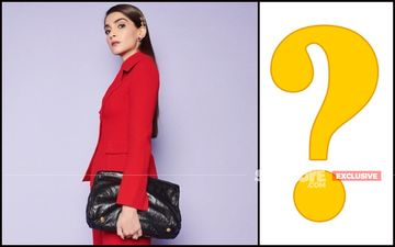 Open Sonam Kapoor's Hand Bag And You Will Always Find THIS- EXCLUSIVE