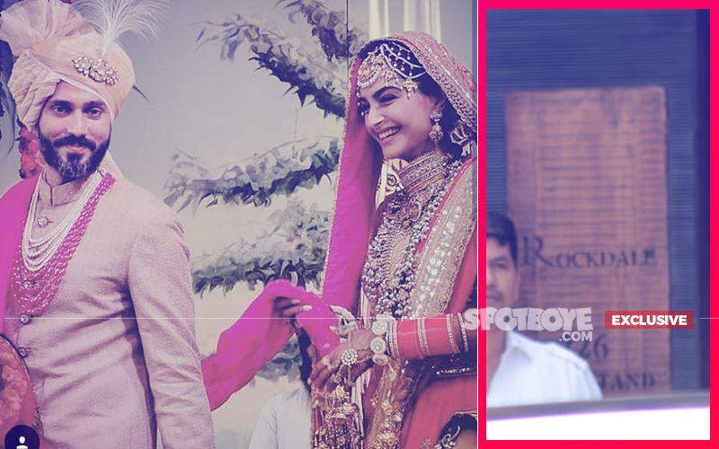 Sonam Kapoor's Wedding Venue Robbed: Lakhs Stolen From Maasi's Bungalow; FIR Registered