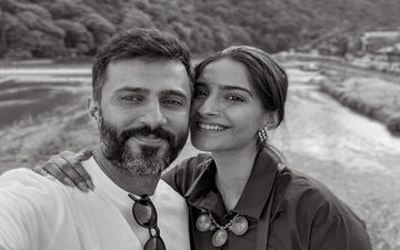 """Sonam Kapoor On Sharing Screen Space With Hubby Anand Ahuja, """"He Is Happy Selling Sneakers And Clothes"""""""