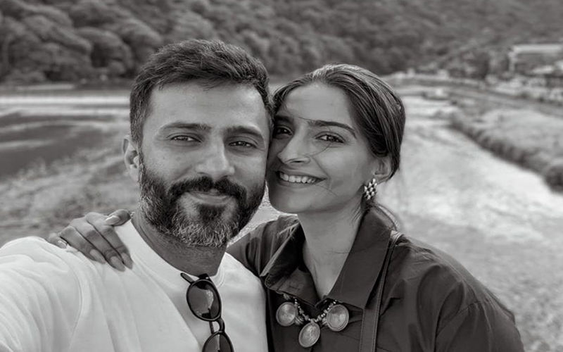 "Sonam Kapoor On Sharing Screen Space With Hubby Anand Ahuja, ""He Is Happy Selling Sneakers And Clothes"""