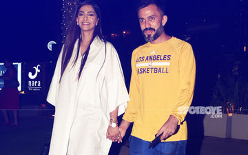 After Work, Some Pleasure: Sonam Goes Out On Dinner Date With Anand