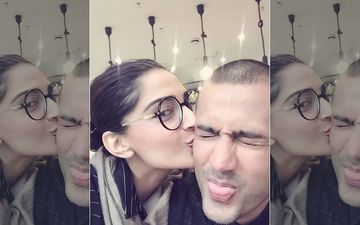 Sonam Kapoor-Anand Ahuja Wedding Anniversary: Sonam Shares Their FIRST Pic Together, Anand Replies, 'Just Getting Started My Bunny'