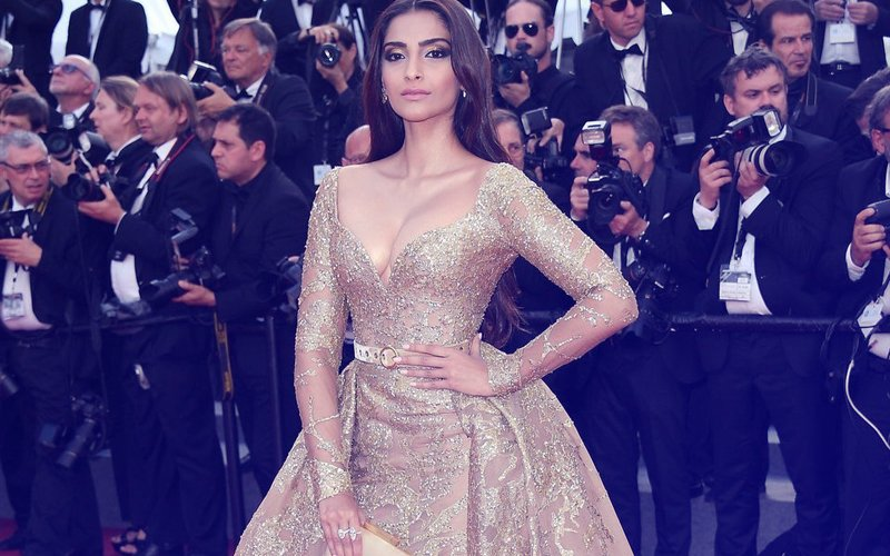 Mrs. Sonam Kapoor Ahuja Heads To Cannes & Is Missing Someone!