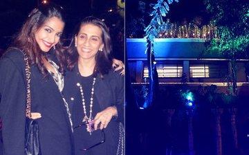 Sonam Kapoor Wedding: Mom Sunita Kapoor's Sweet Gesture For Paparazzi