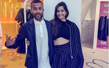 Sonam Kapoor Has Preserved A Unique Gift For Would-Be Husband, Anand Ahuja