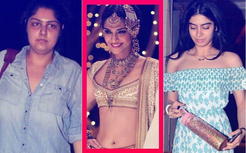 Sonam Kapoor Wedding: Sisters Anshula-Khushi Rush To Manish Malhotra's Store For Last-Minute Shopping