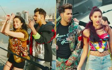 Street Dancer 3D Song Lagdi Lahore Di: Varun Dhawan-Shraddha's Sizzling Chemistry, Nora Fatehi's Sexy Moves Are Sure To Captivate You