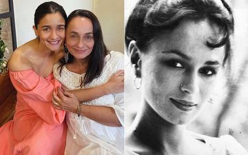 Alia Bhatt And Boyfriend Ranbir Kapoor's Sister Riddhima Are All Hearts For Soni Razdan's 'Old Pics Gold Pics'