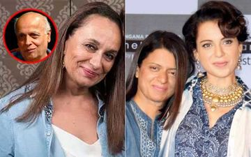 """Madness"": Soni Razdan's One Word Reply To Rangoli's ""Chappal"" Comment On Mahesh Bhatt"