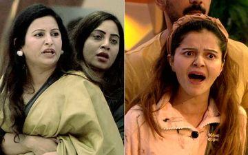 Bigg Boss 14: Netizens SLAM Sonali Phogat After Her Major Spat With Rubina Dilaik; Call Out Rahul Vaidya For Instigating Her