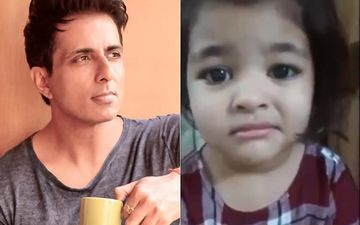 Sonu Sood Replies To A Little Girl's Cute And 'Very Urgent Demand': 'Will You Send Mumma To Nani House?'-VIDEO