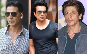 Sonu Sood Leaves Behind Shah Rukh Khan, Akshay Kumar And Other Bollywood Stars In Twitter Engagement Race, Ranks No 4 Across Categories