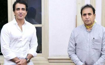 Sonu Sood Goes The Extra Mile For COVID-19 Warriors; Donates 25K Face Shields To Mumbai Police