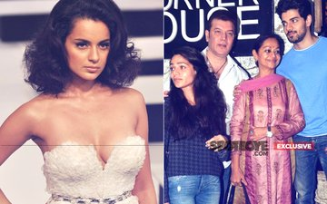 Kangana Ranaut's AFFAIR With Aditya Pancholi DEVASTATED His Family. Son Sooraj SPEAKS OUT!