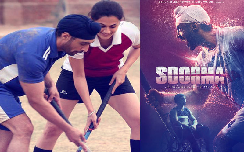 Soorma, Movie Review: Diljit Dosanjh & Taapsee Pannu's Love: Goal, Game Result: Win