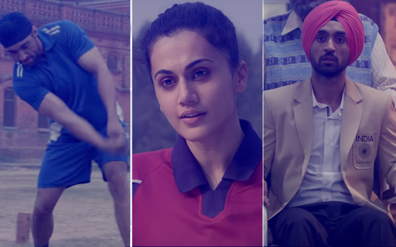 Soorma Trailer: Taapsee Paanu & Diljit Dosanjh Pack A Punch