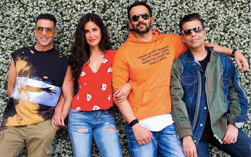 Sooryavanshi: Akshay Kumar And Katrina Kaif To Begin Shooting From May 6